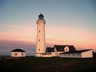 Vendsyssel - Hirtshals lighthouse