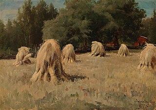 Stacks of Rye