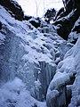 Hlbocký vodopád v zime - panoramio.jpg