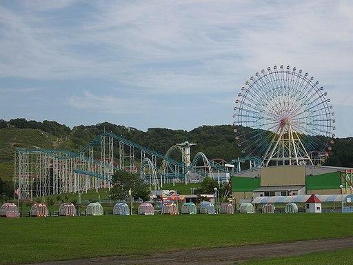 Hokkaido-Greenland-amusement-park