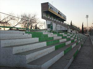 Estadio El Serpentario - Estadio Sportivo Desamparados