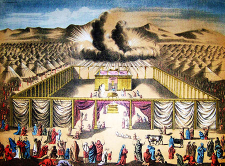 Making The Tabernacle With Tenth Cloths