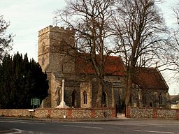 Holy Trinity church, Littlebury, Essex - geograph.org.uk - 142335.jpg