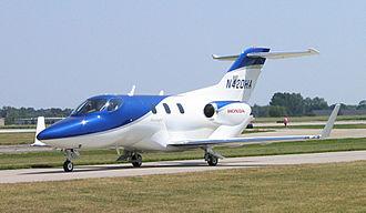 Honda Aircraft Company - HondaJet