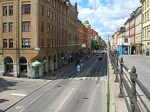 Hornsgatan Wikipedia