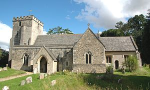 Horspath - Image: Horspath St Giles South 1