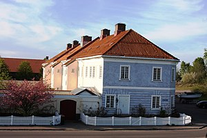 Karljohansvern - Karljohansvern military facility