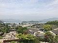 Hosojima Island and Kobosojima Island from observation deck in Innoshima Flower Center.jpg
