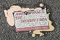 House of Hades Toynbee tile at 4th and H Streets NW in Washington DC December 2014.jpg