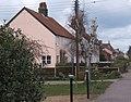 Houses by Church Road, Fordham - geograph.org.uk - 736457.jpg