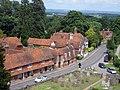Houses on Church Road, Goudhurst, Kent - geograph.org.uk - 902271.jpg