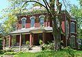 Howe house (Atchison KS) from ENE 1.JPG