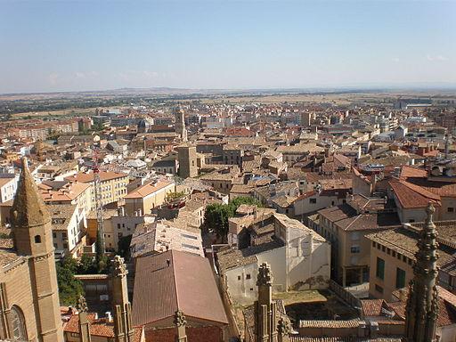 Huesca desde la Catedral I