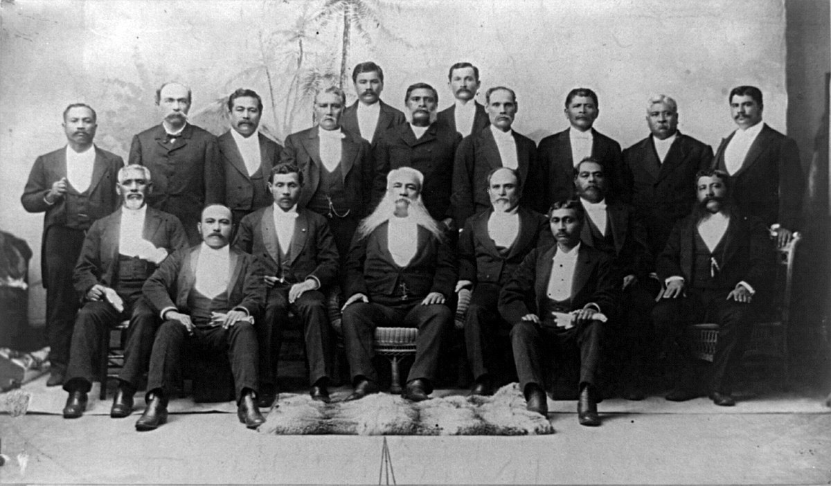 a report on the hawaiian annexation Hawaiian history prior to annexation by: rob royce polynesians hawaii's earliest inhabitants were polynesians who came to the islands in double-hulled canoes.