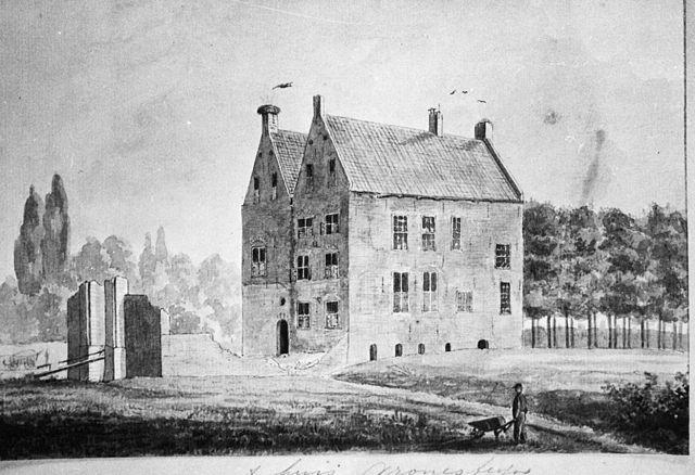 File huis vronestein exterieur nieuwegein 20121284 wikimedia commons - Huis exterieur picture ...