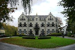Landgoed de Wildbaan Leuvenheim