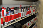 Hundreds of books in several languages at Detainee Library 130409-A-TE537-023.jpg