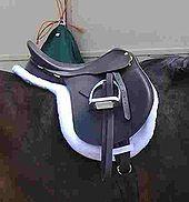 Saddle blanket - Wikipedia