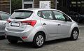 Hyundai ix20 1.4 Classic – Heckansicht, 13. Juni 2011, Heiligenhaus.jpg