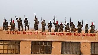 International Freedom Battalion - Image: IFB group photo
