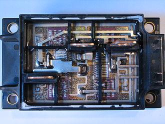 Insulated-gate bipolar transistor - Image: IGBT 2441