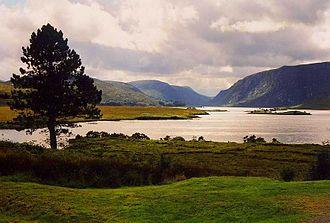Glenveagh Castle - Image: III Glenveagh National Park, Ireland (2)