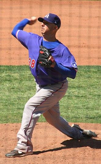 Justin Miller (baseball, born 1977) - Image: IMG 1142 Justin Miller