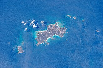 Mustique - Image: ISS 47 Mustique Island, Grenadines