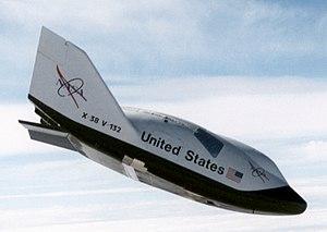 NASA X-38 - X-38, Vehicle 132