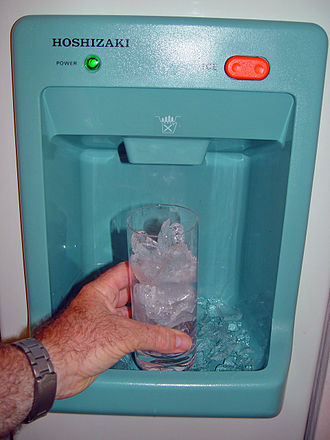 Icemaker - Icemaker (for hotel customers)