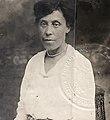 Ida Alexander Gibbs Hunt U.S. Passport Application Photo, 1918.jpg