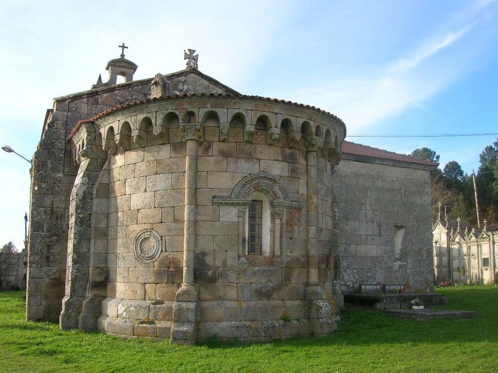 Iglesia de San Martiño de Cameixa