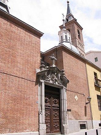 Church of San Nicolás (Madrid) - San Nicolas de los Servitas Church, Madrid
