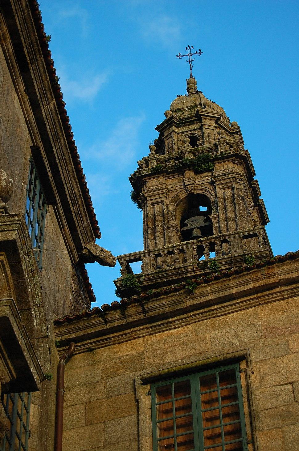 Igrexa de San Domingos de Bonaval en Santiago de Compostela 1II2014 01