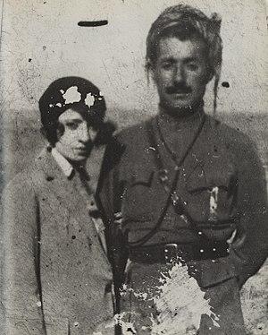 Ihsan Nuri - Ihsan Nuri and his wife Yashar
