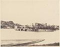 Ile de Fîleh (Philæ), Vue Générale Prise du Sud-Est au Point B MET DP71398.jpg