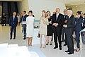 Ilham Aliyev, Italian President Sergio Mattarella viewed exhibition dedicated to Shah Ismayil Khatai 5.jpg