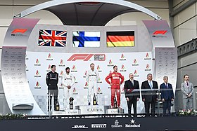 Ilham Aliyev watched the opening ceremony of the 2019 Formula-1 Azerbaijan Grand Prix and final race 19.jpg
