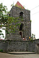 Immaculate Conception Church bell tower in Guiuan, Eastern Samar.jpg