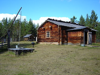Lapland (Finland) - Image: Inari Siida ulkoilmamuseo