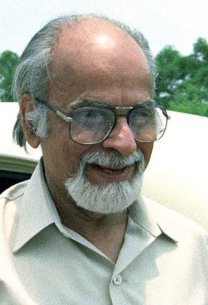 I. K. Gujral - I K Gujral in 1997