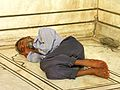 India-0244 - Praying really gets me tired..... - Flickr - archer10 (Dennis).jpg