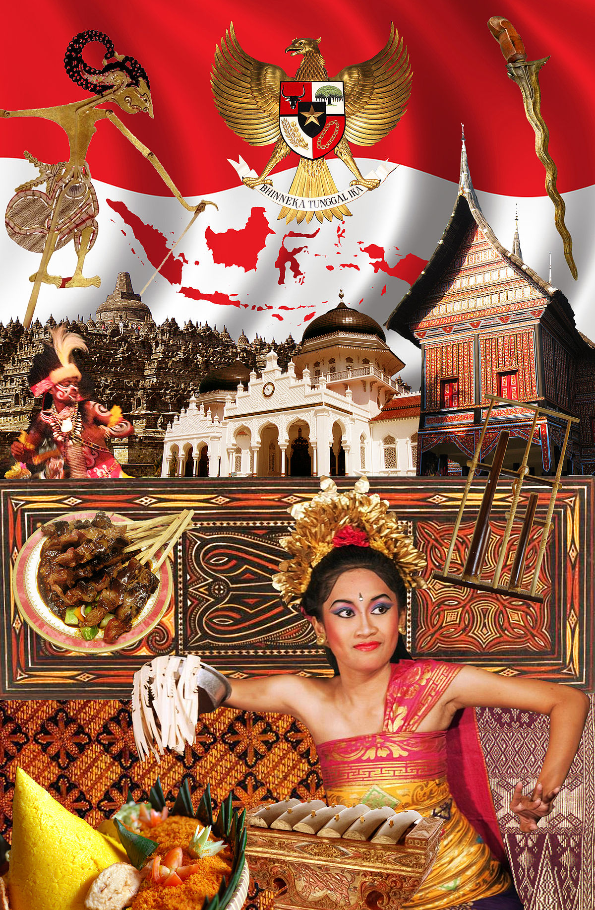 Culture Of Indonesia Wikipedia