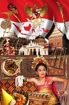 Kebudayaan Indonesia Wikipedia Bahasa Melayu Ensiklopedia Bebas