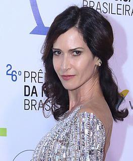 Ingra Lyberato Brazilian actress (born 1966)