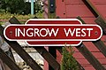 Ingrow West Name Plate - geograph.org.uk - 864687.jpg