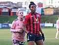 Ini-Abasi Umotong Lewes FC Women 0 Sheff Utd Women 2 24 01 2021-277 (50870252153).jpg