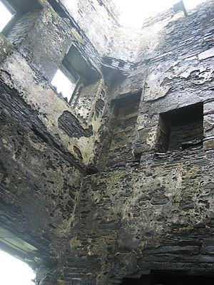 Moher Tower - Image: Inside Moher Tower
