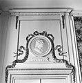 Interieur stijlkamer, bekroning deurpartij - Amsterdam - 20017294 - RCE.jpg