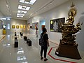 Interior of Art Gallery - Wat Rong Khun (White Temple) - By Chalermchai Kositpipat - Chiang Rai - Thailand (35241680236).jpg